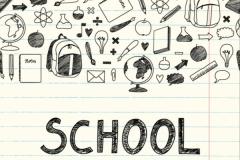 Skole tegning