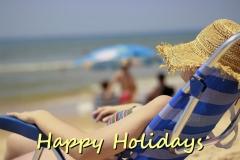 Afslappet ferie