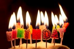 Fødselsdags lys