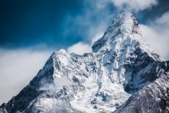 Snedækkede bjerge